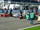 The F24 start