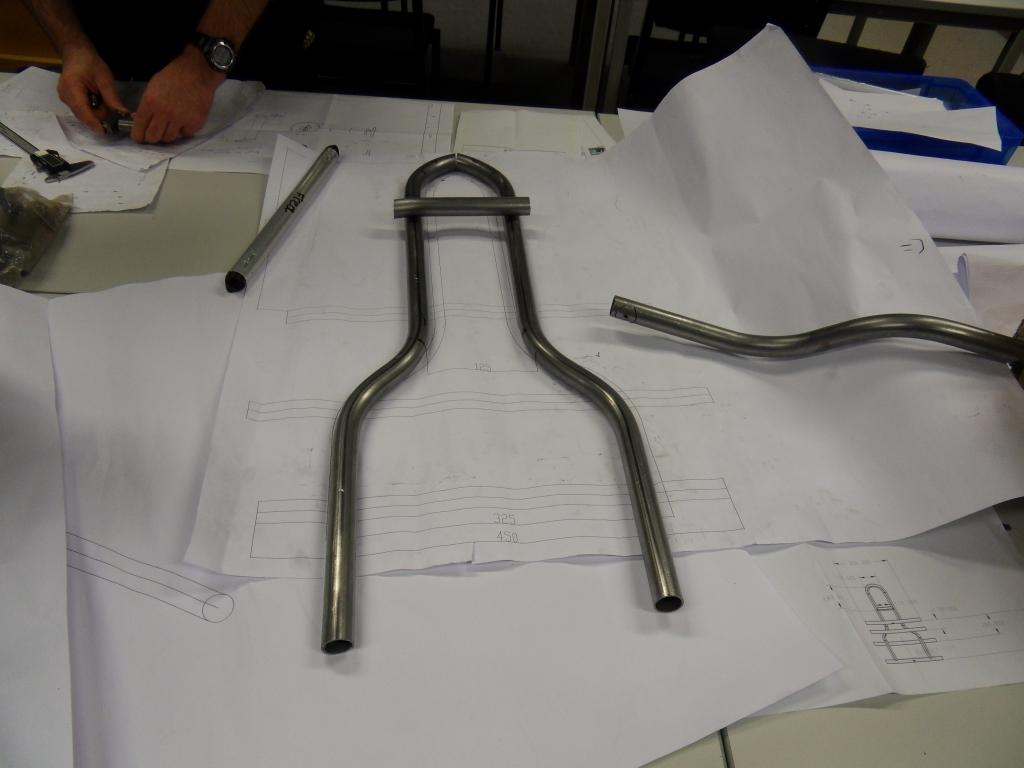 The rollbar parts